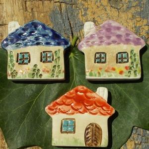 Apró házak (VintageGarden) - Meska.hu