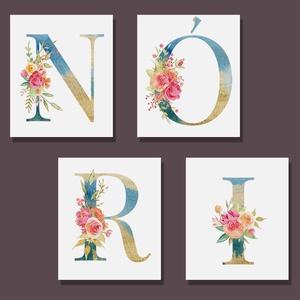 Királykisasszonyos betűk, névtábla kislányszobába, Baba-mama-gyerek, Otthon, lakberendezés, Naptár, képeslap, album, Gyerekszoba, Fotó, grafika, rajz, illusztráció, Romantikus és csillogó kisasszonyos feliratok. A5 méretben, kiváló minőségű, vastag (350 grammos) m..., Meska
