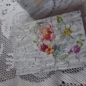 Napló és doboz szettben (vkbrigi86) - Meska.hu