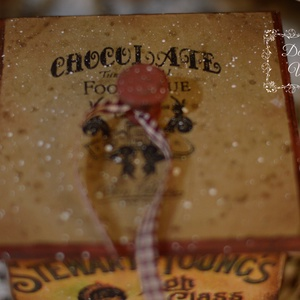 Nagy kekszes - kakós doboz  (vmorsy) - Meska.hu