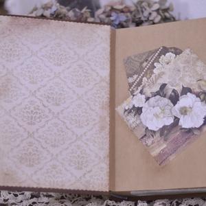 Vintage fotóalbum lady (vmorsy) - Meska.hu