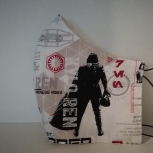 Star Wars,  Kylo Ren, szájmaszk, arcmaszk. (VODIKA) - Meska.hu
