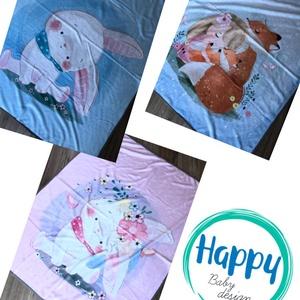 Wellsoft baba, gyermek takaró, Gyerek & játék, Baba-mama kellék, Gyerekszoba, Falvédő, takaró, Varrás, Készletről azonnal elérhető ez a 3 db takaró!\nPuha wellsoft anyag kedves ölelnivaló mintákkal.\nMéret..., Meska