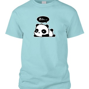 Szundizós panda póló - Meska.hu