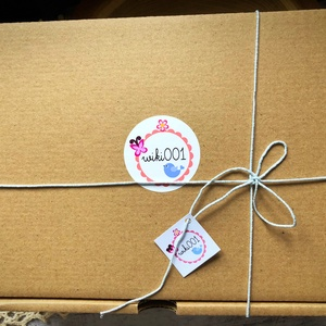 Wiki BOX-Tacskó szett ajándékdobozban (wiki001) - Meska.hu