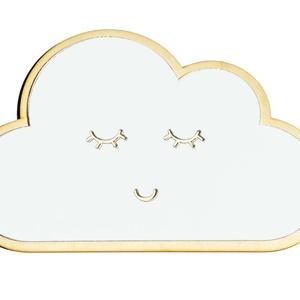 Felhő gyerekbarát tükör, Gyerek & játék, Otthon & lakás, Gyerekszoba, Dekoráció, Lakberendezés, Felhő, saját tervezésű és gyártású Gyerekbarát akril fali tükör   A gyermekek számára készülő tükrök..., Meska