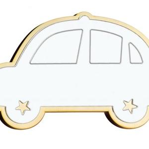 Autó gyerekbarát tükör, Gyerek & játék, Otthon & lakás, Gyerekszoba, Dekoráció, Lakberendezés, Autó, saját tervezésű és gyártású Gyerekbarát akril fali tükör   A gyermekek számára készülő tükrök ..., Meska