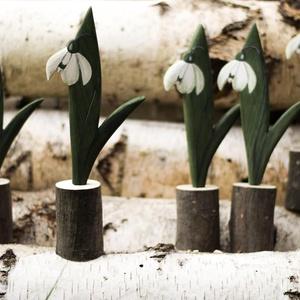 Leveles hóvirág (Woodlabor) - Meska.hu