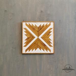Alaska- fali dísz fából, Otthon & Lakás, Lakberendezés, Famegmunkálás, Festett tárgyak, Hulladékfa felhasználásával készült igényes, művészi fali dekorációs kép.\n\n50x50 cm.\n\nEgyedi méretbe..., Meska