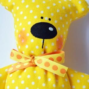 Pöttyös Mico, a marokmaci- sárga (Yoolee) - Meska.hu