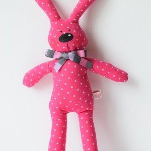 Pöttyös Mimi, a maroknyuszi- pink- Újdonság!!! (Yoolee) - Meska.hu