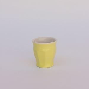 yutta 0,5 dl-es fületlen mokkás csésze, Bögre & Csésze, Konyhafelszerelés, Otthon & Lakás, Kerámia, 0,5 dl-es fületlen félporcelán kávés csésze. Pálinkáspohárnak, és lágy tojás tartónak is ideális.\nsz..., Meska