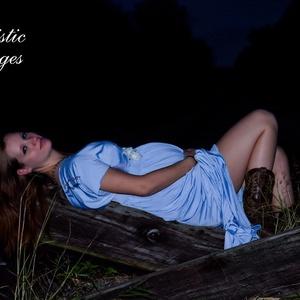 Halvány kék kismama ruha (Zebubaby) - Meska.hu