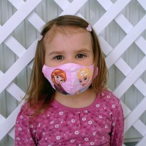 Jégvarázs 3 rétegű mosható pamut szájmaszk, jégvarázs, gyerekmaszk, Gyerek & játék, Egyéb, Baba-mama kellék, Üdvözöllek a boltomban!   Ez a hirdetés egy jégvarázsos maszkot tartalmaz.  Tapasztalt szakemberek é..., Meska
