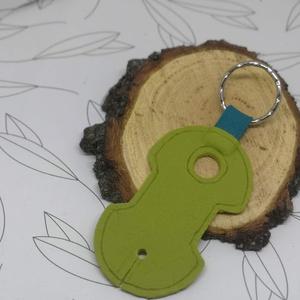 Börhatású süthető gyurmából készült fülhallgató tartó kulcstartó (zizudesign) - Meska.hu
