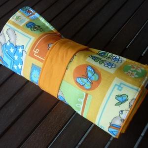 Toll/színes ceruza tartó (maci-zsiráf-kutyus) (ZoeCollection) - Meska.hu