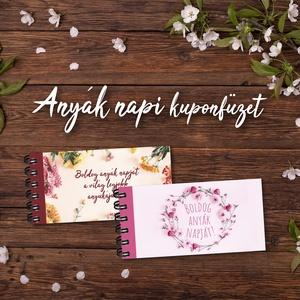 Anyák napi 10db-os kuponfüzet tökéletes, egyedi ajándék. Idézettel. Újrahasznosított papírból - Meska.hu