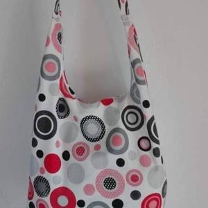 Vállra akasztható táska+neszeszer többféle mintában , Táska & Tok, Neszesszer, Varrás, Meska