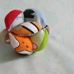 Babalabda / Stresszlabda, Gyerek & játék, Játék, Készségfejlesztő játék, Varrás, Géppel és kézzel varrt, antiallergén poliészterrel töltött, finom puha labda. A kialakításának köszö..., Meska