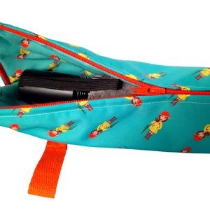 Kalapos hölgyek vízhatlan esernyőtok, Táska & Tok, Variálható táska, Varrás, Meska