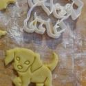 Sütemény szaggató (többféle), Konyhafelszerelés, Műanyag süteményszaggató Minták: -labrador -léggömb szívvel -madarak -Cartman  1000 Ft/db, Meska