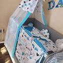 16 részes újszülött szett minkyvel, Játék & Gyerek, Babalátogató ajándékcsomag, Hímzés, Varrás, 16 részes újszülött szett, minden amire babádnak a kezdeti időszakban szüksége lehet. Babafészek a ..., Meska