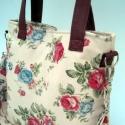 Mirindáé a táska, csakis Mirindáé! :o), A country big bag ezúttal cipzáros változatban,...