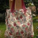 Big bag - ha tearózsa, Új forma, új méret, új funkció. Mert hát per...