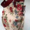 Memmáé a táska, csakis Memmáé! :o), Memma kérésére készült a big bag, ezúttal ci...