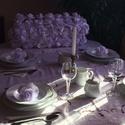 Sophia álma Esküvői dekoráció papírrózsákból, Dekoráció, Esküvő, Ünnepi dekoráció, Esküvői dekoráció, Papírművészet, Virágkötés, A papírnak van egy sajátos varázsa. Úgy tartós, hogy közben sérülékeny, hajlékony, miközben merev, ..., Meska