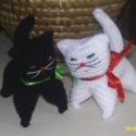Cicmákok Nikolada 26 részére!!!, Testvér cicák születtek egy anyuka kérésére....