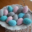 Pöttyös tojások Meli7 részére!, Melinda kérésére készült ez a pöttyös kupac...