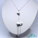 Lufik - ezüst medál, Ékszer, Medál, Elszálló léggömbök ezüstből.  4,5 g Sterling ezüstből készült medál.  Az ajánlat lánc nélkül értendő..., Meska