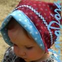 Virágárus lány -  kislány sapka, Ez a kislány kalap-kendő-főkötő, mindenki nev...