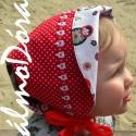 Piroska sapKalap - nyári sapka, Ez a kislány sapka-kalap-kendő-főkötő, minden...