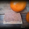 Narancs - fahéj szappan zabtejjel és szőlőmag olajjal, Szépségápolás, Szappan, tisztálkodószer, Natúrszappan, Növényi alapanyagú szappan, Összetétele: olívaolaj, kókuszvaj, napraforgó olaj, szőlőmag olaj, lúg, zabtej, zabkorpa, narancs il..., Meska