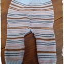 Gyapjú kötött longies - M méret, Baba-mama-gyerek, Baba-mama kellék, - kézzel kötött - extra minőségű - nem szúrós - gyapjú fonalból  - szélesség derekánál: 18-22 cm  - ..., Meska