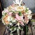 Viragok egy csokorba szedve, Dekoráció, Otthon, lakberendezés, Asztaldísz, Anyaknapjara is kedves kis ajandek????, Meska