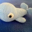 világoskék horgolt bálna, Kedves látogató! Ezen az oldalon a képen látha...