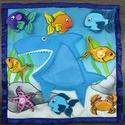 Kalózos cápás oldal, Baba-mama-gyerek, Játék, Készségfejlesztő játék, Baba, babaház, A kalózhajóról a vízbe csobbanva elénk tárul a tenger világa. A cápa úrfit kell megetetni a..., Meska