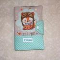 Névre szóló egészségügyi kiskönyv borító, Baba-mama-gyerek, Naptár, képeslap, album, A egészségügyi kiskönyv borító  mérete félbehajtva 19 cm magas és 13,5 cm széles. Patentta..., Meska