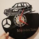 Bakelit óra, Mercedes, A képen látható termék egyéni megrendelésre ...
