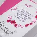 """Édesanyámnak szeretettel II. - üdvözlőlap borítékkal, Képzőművészet, Naptár, képeslap, album, Grafika, Képeslap, levélpapír, """"Édesanyámnak szeretettel"""" üdvözlőlap borítékkal  Saját grafikámmal díszített A6-ös méretű üdvözlőla..., Meska"""
