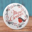 Karácsonyi madár kitűző - cuki kitűző - csipkebogyó - madár - karácsony - dísz - vintage kitűző - ajándék - fa - tél, Ruha, divat, cipő, Ékszer, Bross, kitűző, Karácsonyi madár kitűző - cuki kitűző - csipkebogyó - madár - karácsony - dísz - vintage kitűző - aj..., Meska