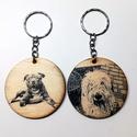 3 db kulcstartó saját fotóiddal, Mindenmás, Kulcstartó, Kedvenc fotóid kulcstartó formájában is Veled lehetnek.  - az ár 3 darab kulcstartót tartalmaz..., Meska