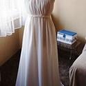 kismama esküvői ruha, Ruha, divat, cipő, Esküvői ruha, Kismamaruha, Női ruha, Kismama esküvői ruhát készítek többféle színben és méretben., Meska