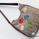 Nyár - Anne univerzális táska, kézitáska, válltáska, Anne Univerzális XL táskák - KÉSZLETEN!   Nagy...