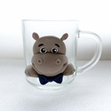 Hippo kávés bögre, Ez a viziló gazdára vár. Okozz neki örömöt, ...