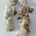 Karácsonyi mézeskalács,karácsonyfadísz csomag, Tartalma: 30 db közepes (6,5-7-7 cm) méretű mé...