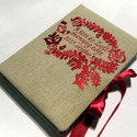 Népmese esküvői vendégkönyv